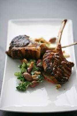 Fast Ed bbq-lamb-cutlets-with-olive-waldorfsmall