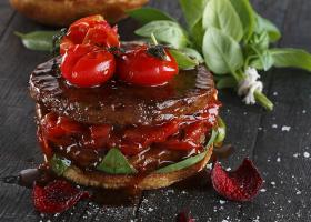 Tomato burger thumb