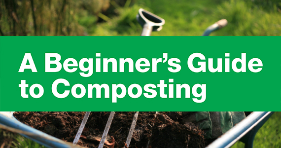 beginners guide to composting banner