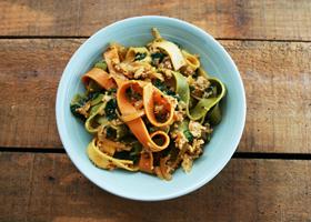 Vegetarian Carbonara thumbnail