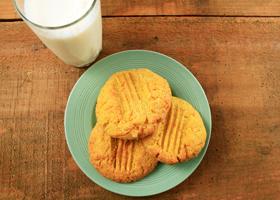 Polenta and Orange Biscuits thumbnail