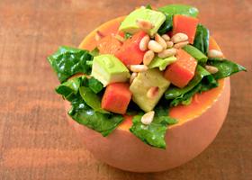 Pumpkin and Avocado Salad thumbnail