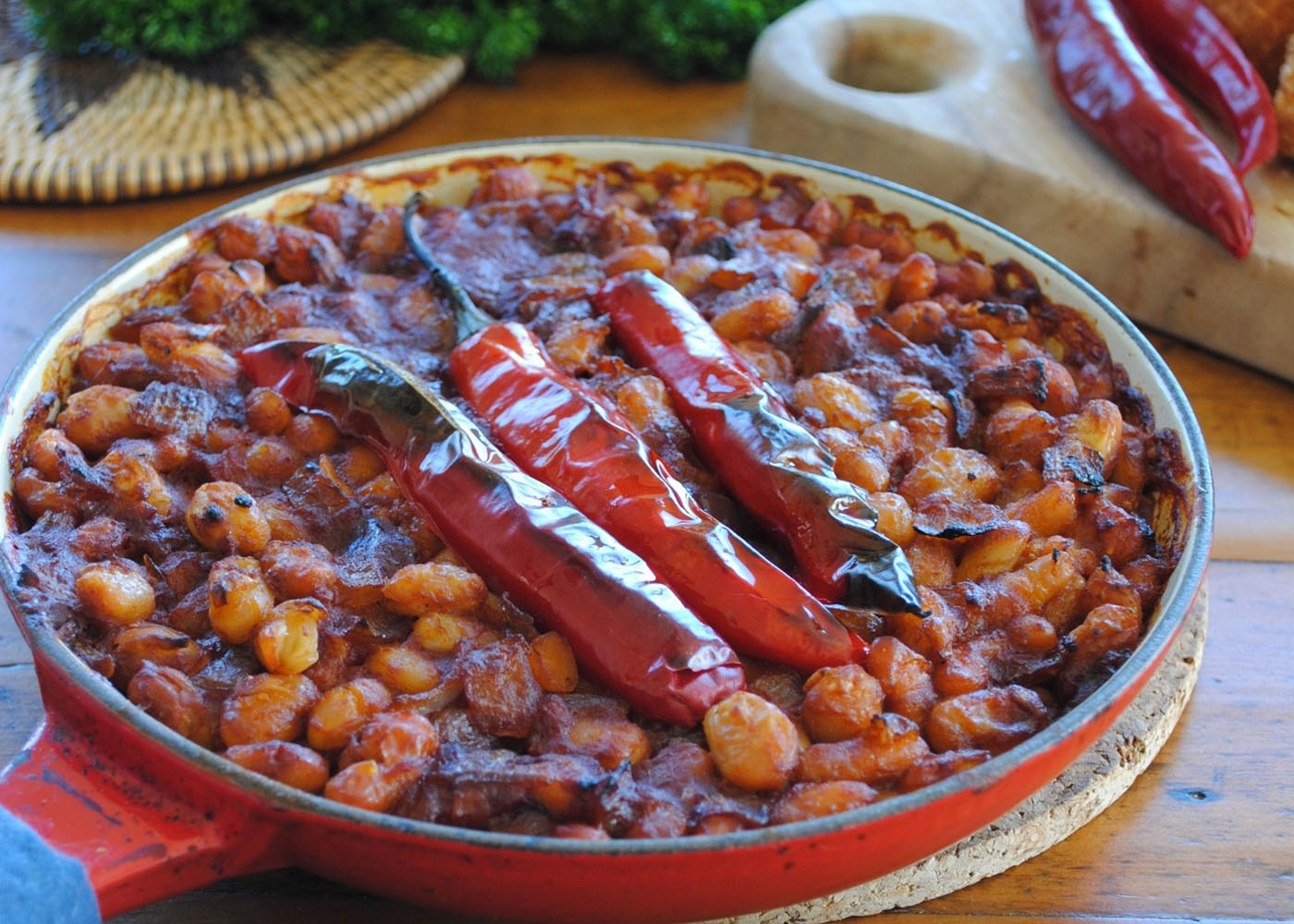 beans on spicy bbq baked beans i love that these baked beans spicy ...