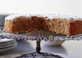 BACKGROUND CARROT_ALMOND CAKE