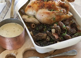 FEATURE Pot-roast chicken