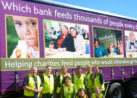 Foodbank Truck feature image