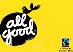 All Good logo image fairtrade ANZ