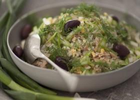 Tun Rice Salad